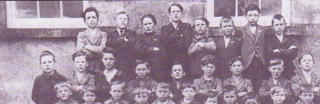 Tynock school school history